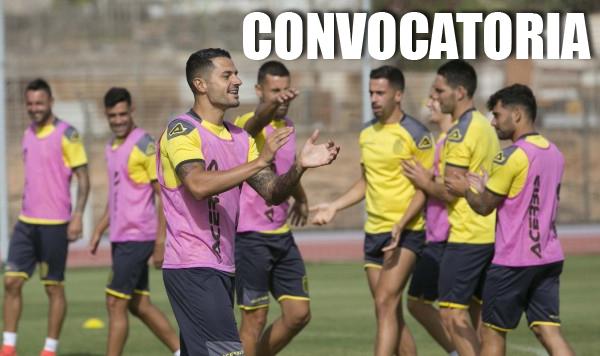 M rquez convoca a 24 jugadores para disputar el carranza f tbolfantasy alineaciones posibles - Tv chat las palmas ...