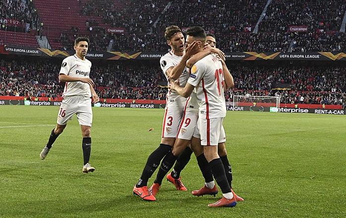 Slavia – Sevilla Image: Ficha Técnica De La Europa League: Sevilla 2-2 Slavia