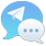 icono telegram-chat